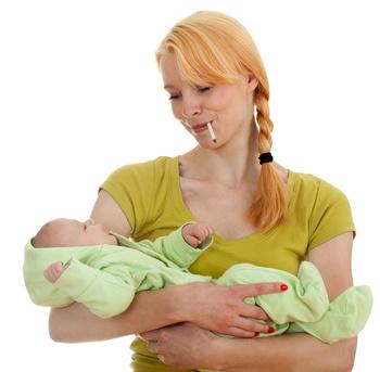 Mitten in der schwangerschaft aufhoren zu rauchen